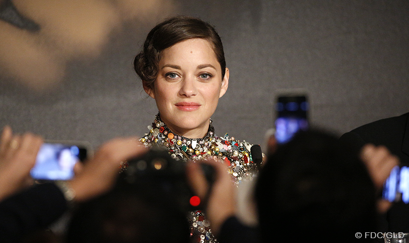 Marion Cotillard - 20/05 | DEUX JOURS UNE NUIT (Two day One night)