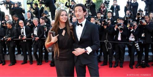 Lara Lieto & Adrien Brody - 24/05