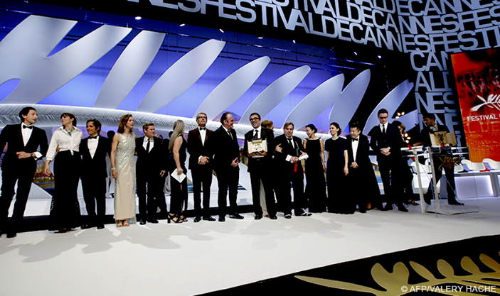 Félicitations à tous les Lauréats du 67e Festival de Cannes! // Congratulations to all the Winners of this 67th edition of the Festival!
