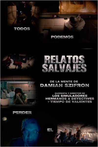 Relatos Salvajes de Damián Szifrón