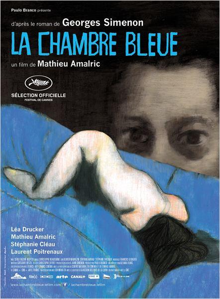 Mathieu Amalric - La Chambre Bleue - Un Certain Regard