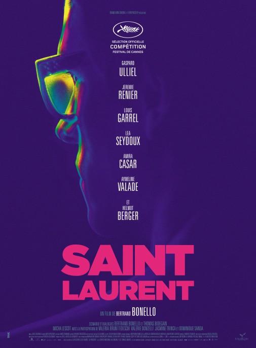 Saint Laurent - Bertrand Bonello  - Festival de Cannes