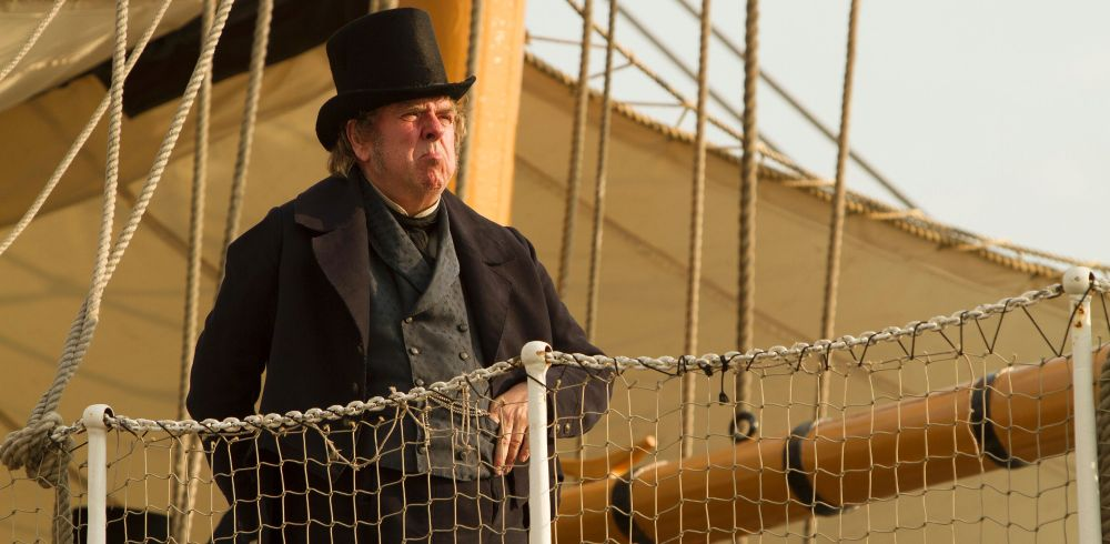 Mike Leigh - Mr Turner - Festival de Cannes