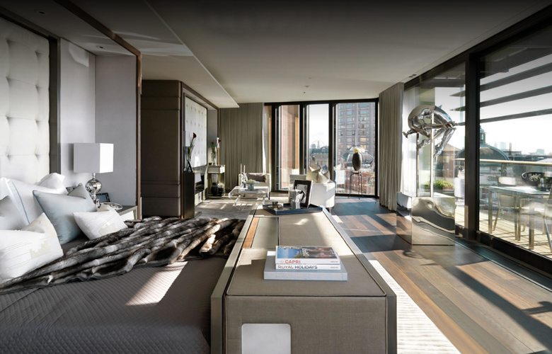 exceptionnel appartement le plus cher du monde londres 12. Black Bedroom Furniture Sets. Home Design Ideas