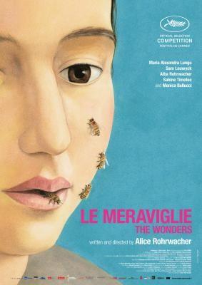 Alice ROHRWACHER - Les Merveilles - Festival de Cannes