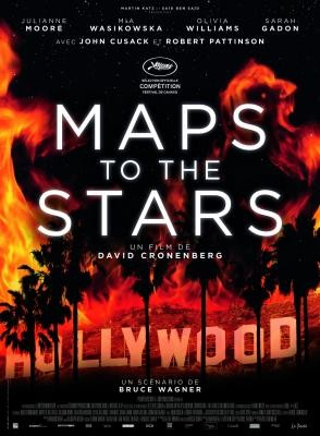 Maps to the stars de David Cronenberg  - Festival de Cannes