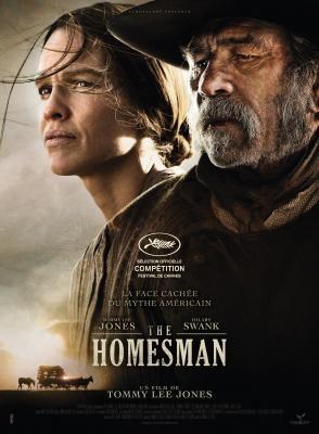 The Homesman de Tommy Lee-Jones - Festival de Cannes