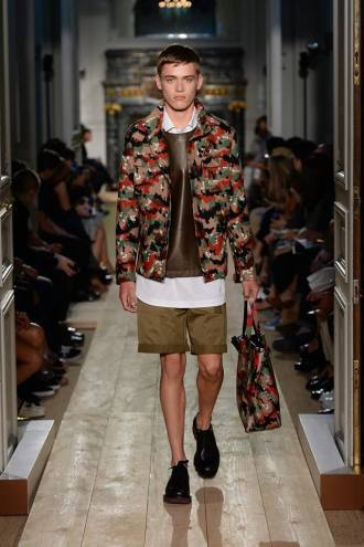 Valentino Men's Spring Summer 2015-1