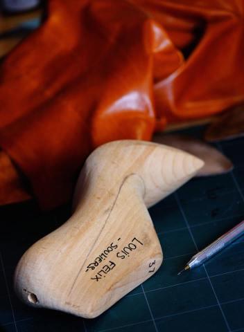 Louis Félix, la vraie chaussure de Luxe