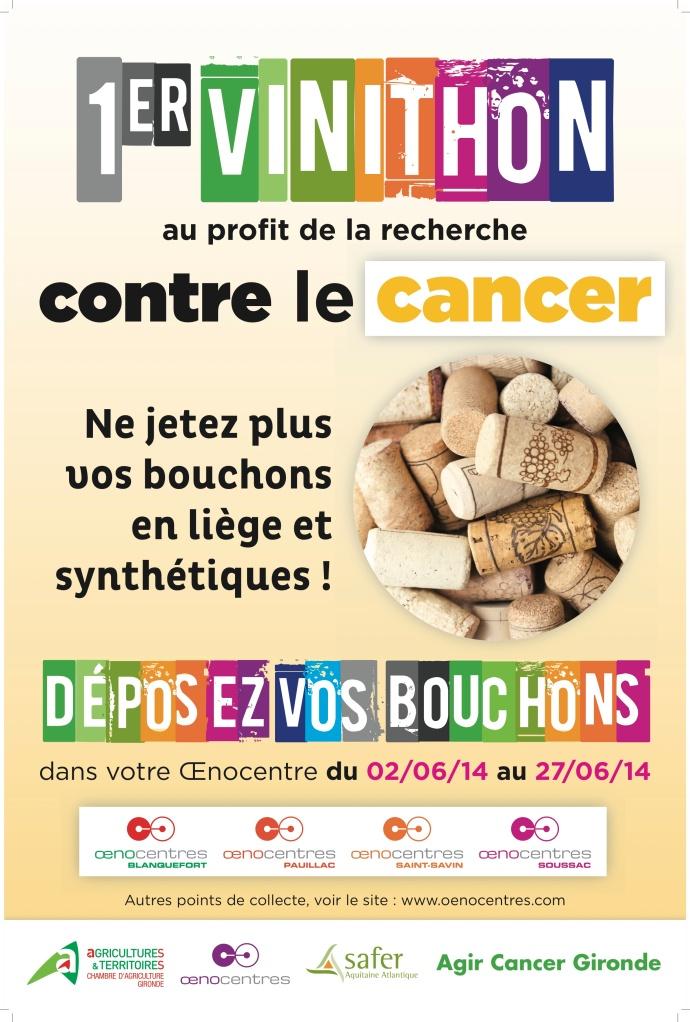 Affiche Vinithon_centres collecte