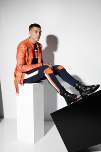 Balmain Spring Summer 2015 Men's Collection