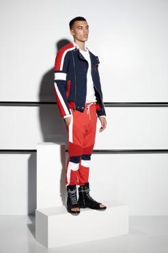 Balmain Spring Summer 2015 Men's Collection