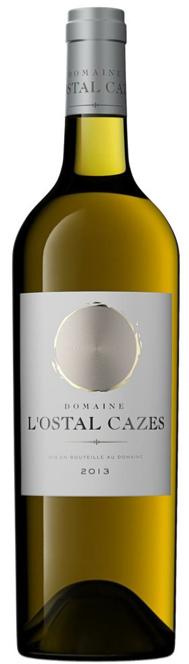 Domaine L'Ostal Cazes Blanc 2013