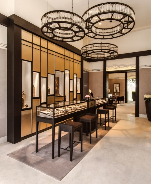 Jaeger-LeCoultre Boutique Amsterdam ©Bert Buijsrogge Photgraphy