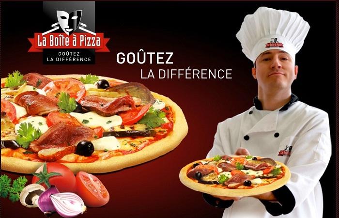 La Boite à Pizza - Foot