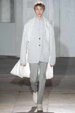 Maison Martin Margiela Men's Collection Spring Summer 2015