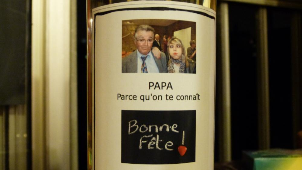 mabouteille.fr Fête des Pères