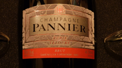 Champagne Pannier - Rubis Velours