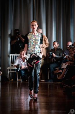 Le jeune créateur JOFFREY MONGIN remporte la 4e édition des e-Fashion Awards
