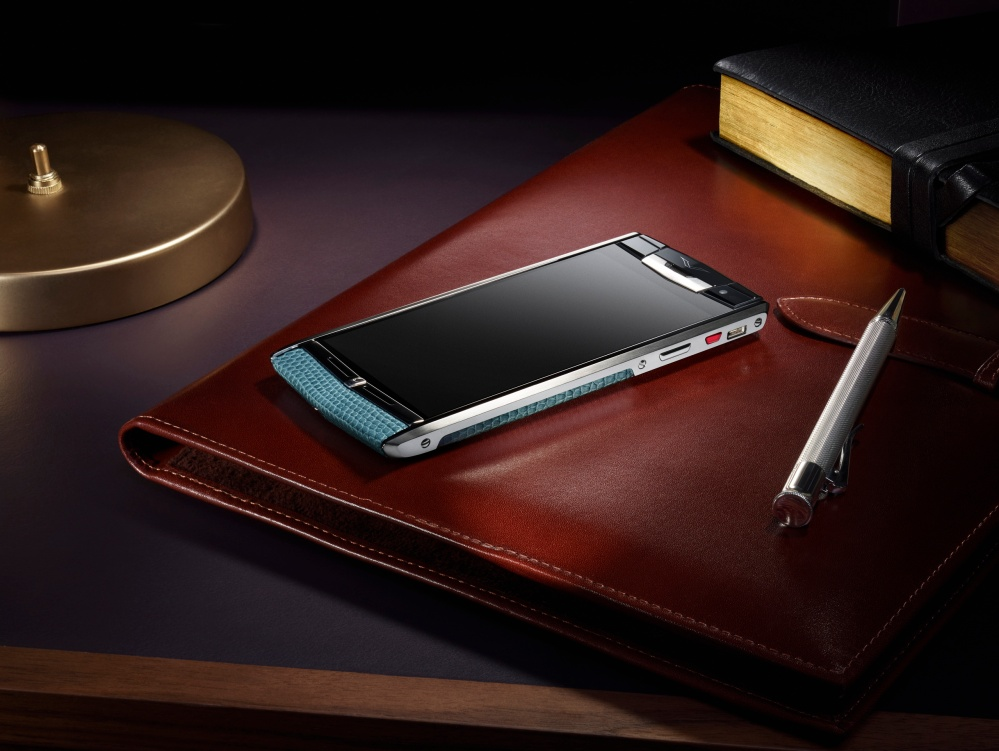Seaspray Lizard - Signature Touch by Vertu