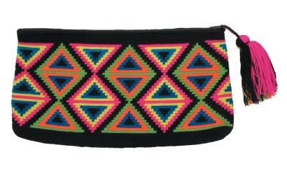 A.TYPIK Pochette multicolore