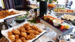 Fouquet's Buffet froid