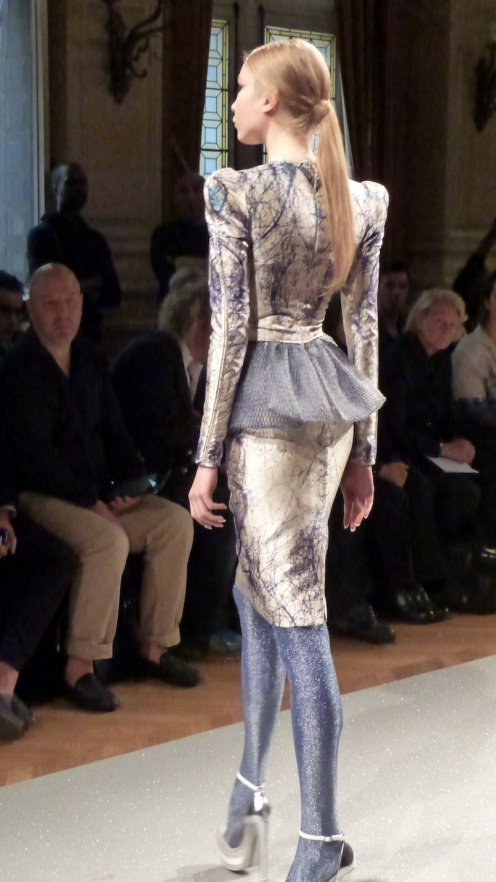 Oscar Carvallo Haute Couture Automne Hiver 2014/2015