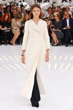 Christian Dior Haute Couture Automne Hiver 2014
