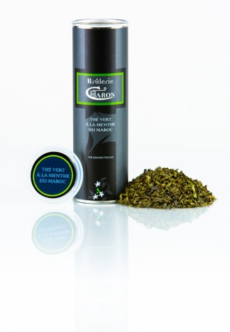 Caron - The Vert A La Menthe Du Maroc