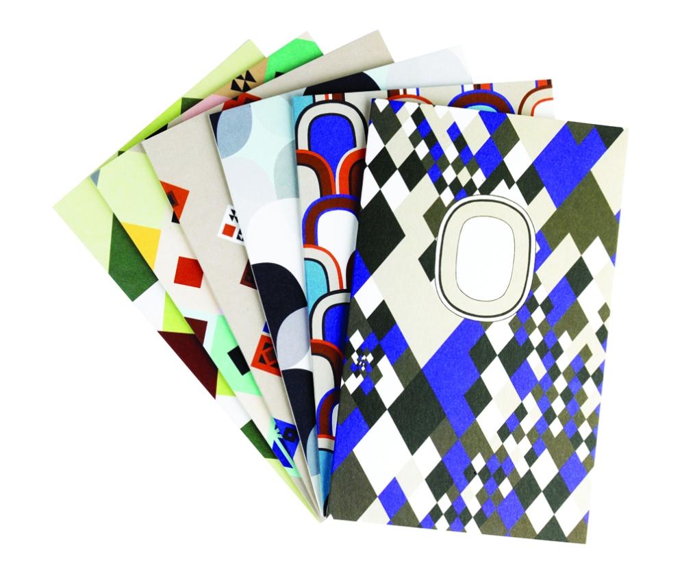 diptyque x Papier Tigre - La Collection 34 set 6 cartes