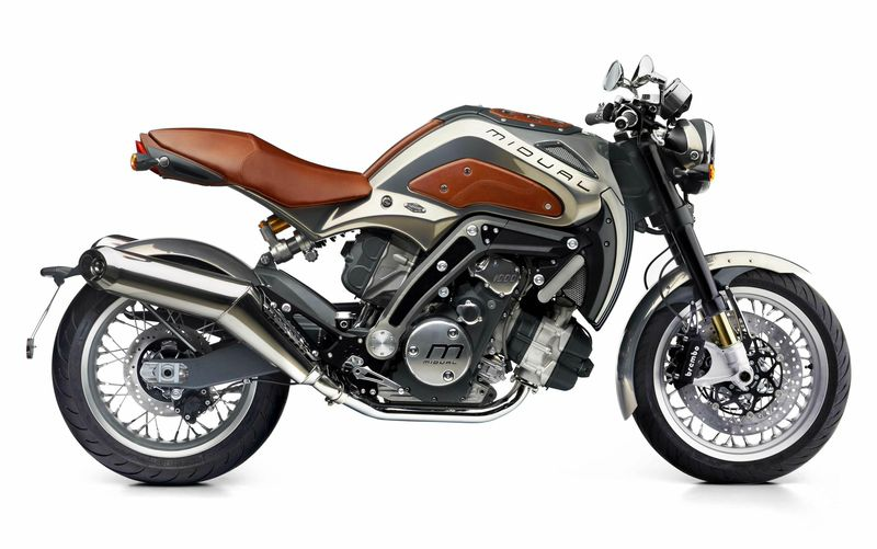 Manufacture française de motocycles Midual - Midual Type 1