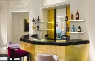 hotel bourgogne montana-bar