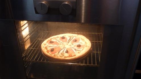 Quand Philippe Labbé présente la nouvelle Pizza de la Boite à Pizza
